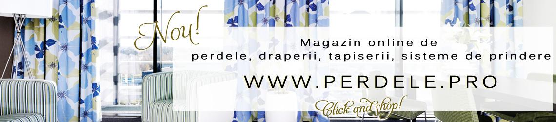 perdele la comanda si magazin online materiale textile