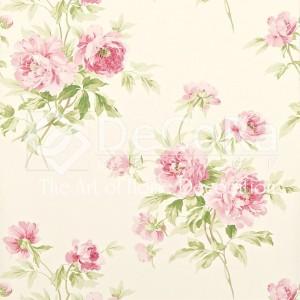 SSDT001_tapet_textil_flori_verde_roz_pal_tonuri_culoare
